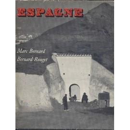 Espagne de MARC BERNARD