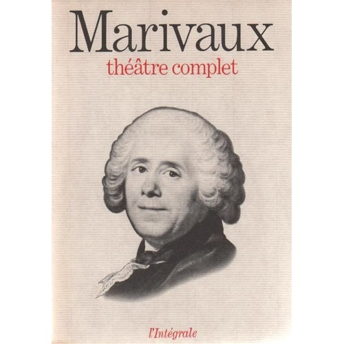 marivaux theatre complet tome 2