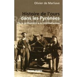 Histoire De L'ours Dans Les Pyrénées - De La Préhistoire À La Réintroduction de Olivier De Marliave