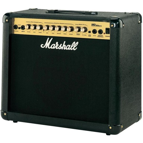marshall mg30dfx ampli guitare a transistor 30 watts 2 canaux avec effets numeriques. Black Bedroom Furniture Sets. Home Design Ideas