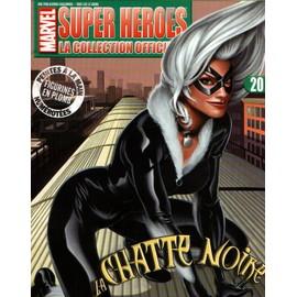 Marvel - Super Heroes - Figurine - La Chatte Noire N°20