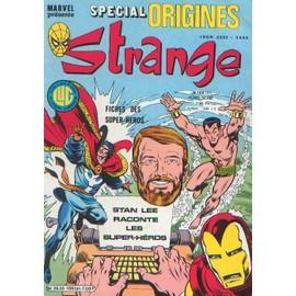 Strange Sp�cial Origines N� 166 Bis