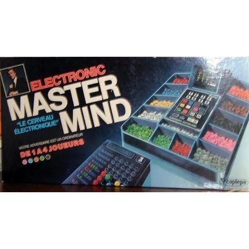 master mind electronic achat et vente priceminister. Black Bedroom Furniture Sets. Home Design Ideas