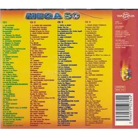 mega 80 100 tubes des ann es 80 collectif cd album. Black Bedroom Furniture Sets. Home Design Ideas