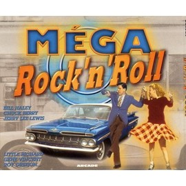 "Méga rock'n'roll / Bill Haley and The Comets | Haley, Bill (Highland Park, Michigan, 6 juillet 1925-Harlingen, Texas, 9 février 1981) - ""inventeur"" du rock'n'roll/hillbilly"