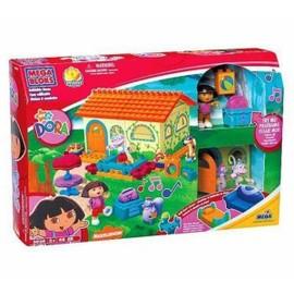 Megablocks 3026 maison de dora avec personnages dora babouche et tico - Personnage dora ...