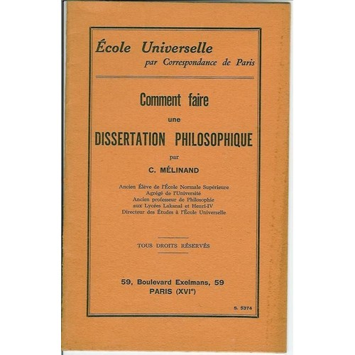 comment faire une dissertation philosophique Conseils pour écrire une dissertation : problématique,  ceux-ci vous aideront comment faire votre dissertation  philosophique.