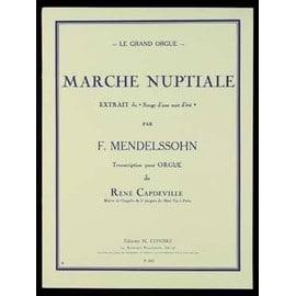 Mendelssohn : Marche Nuptiale - Orgue - Combre