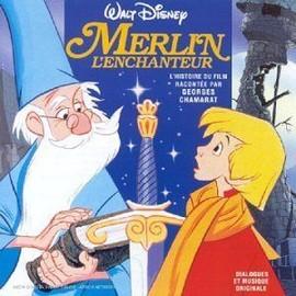 Merlin L'enchanteur - Histoire Racontee - Collectif
