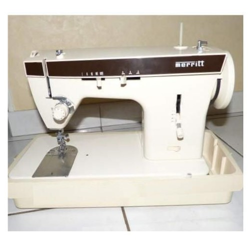 acheter merritt machine coudre pas cher ou d 39 occasion sur. Black Bedroom Furniture Sets. Home Design Ideas