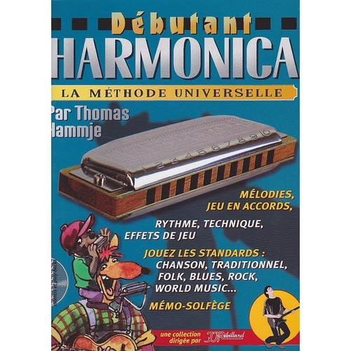methode harmonica