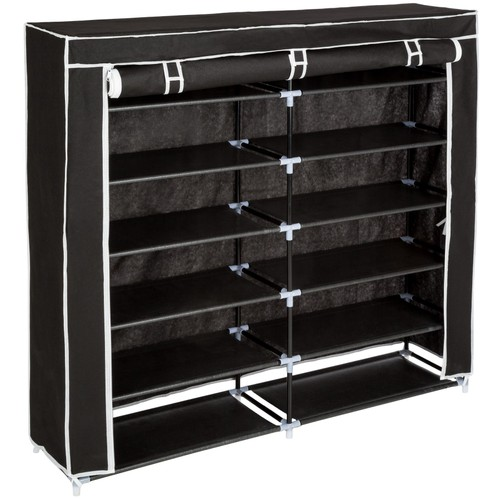 meuble chaussure tissu pas cher ou d 39 occasion sur rakuten. Black Bedroom Furniture Sets. Home Design Ideas