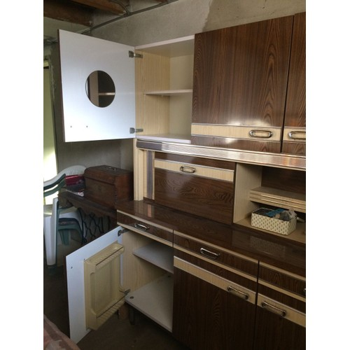 meuble cuisine vintage pas cher ou d 39 occasion sur priceminister rakuten. Black Bedroom Furniture Sets. Home Design Ideas