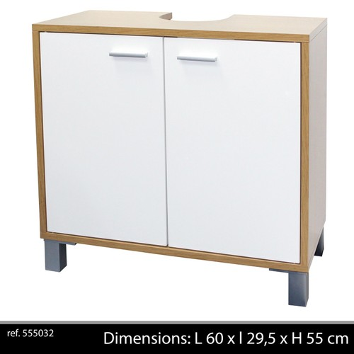 meuble sous lavabo bois pas cher ou d 39 occasion sur priceminister rakuten. Black Bedroom Furniture Sets. Home Design Ideas