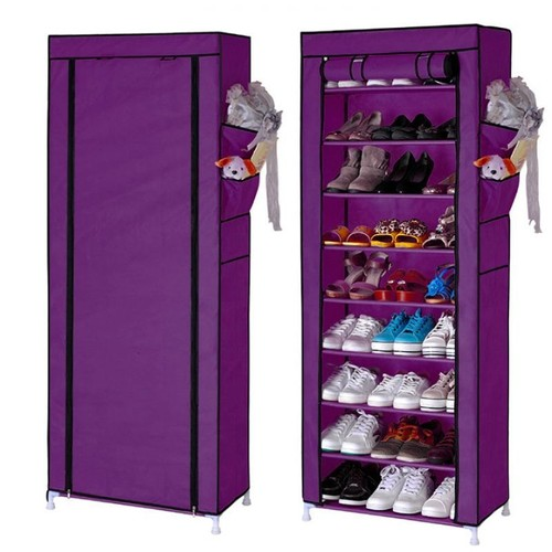 meuble chaussures tissu achat vente neuf d 39 occasion. Black Bedroom Furniture Sets. Home Design Ideas