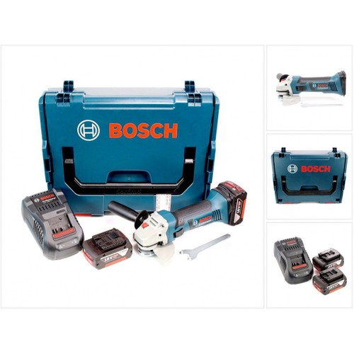 Meuleuse bosch pro 1500w angulaire 125mm gws 15 125 cipx - Meuleuse bosch 125 ...