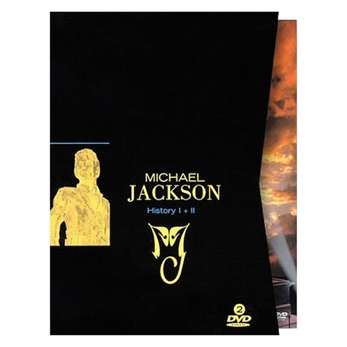 michael jackson history i ii dvd zone 2 priceminister rakuten. Black Bedroom Furniture Sets. Home Design Ideas