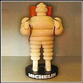 Michelin Bibendum Vendangeur