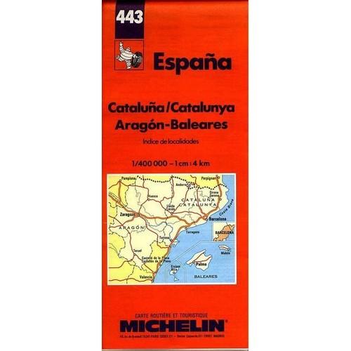 Carte Espagne Nord Est.Espagne Nord Est Baleares 1 400 000 De Collectif Format Carte Plan