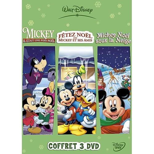 Mickey il tait une fois no l f tez no l avec mickey et - Amis de mickey ...
