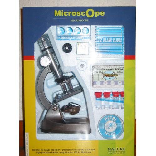 Microscope Nature Et Decouverte