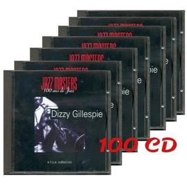 100 Ans De Jazz, Collection Jazz Masters - Miles Davis, Glenn Miller, Duke Ellington, Dizzy Gillespie