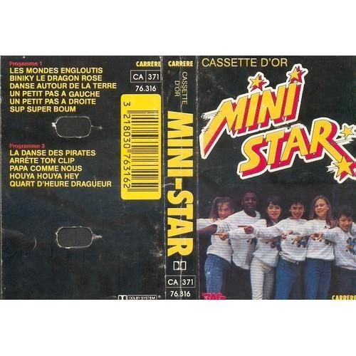 le disque d 39 or mini star mini star 33 tours priceminister rakuten. Black Bedroom Furniture Sets. Home Design Ideas