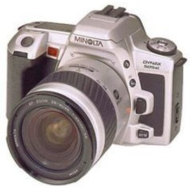 minolta dynax 505 si appareil photo argentique pas cher rakuten. Black Bedroom Furniture Sets. Home Design Ideas