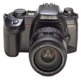 minolta dynax 600 si classic appareil photo argentique pas cher. Black Bedroom Furniture Sets. Home Design Ideas