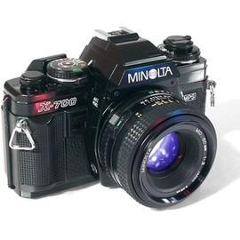 minolta x 700 appareil photo argentique vente