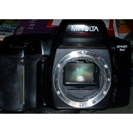 minolta dynax 5xi appareil photo argentique pas cher priceminister rakuten. Black Bedroom Furniture Sets. Home Design Ideas