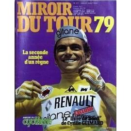 Miroir du cyclisme n 271 du 30 07 1979 achat vente neuf for Miroir du cyclisme