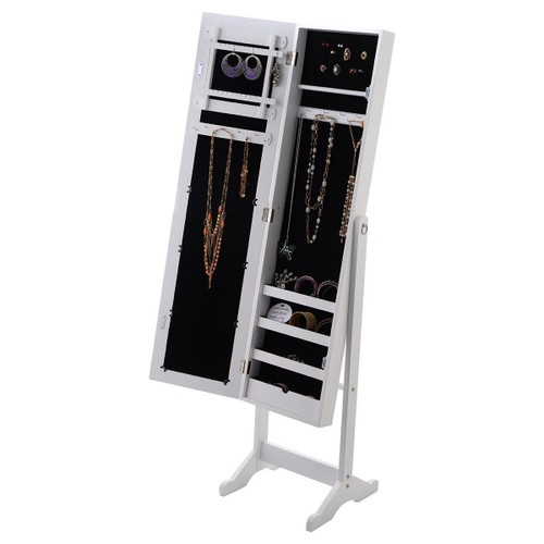miroir rangement bijoux pas cher ou d\'occasion sur Rakuten