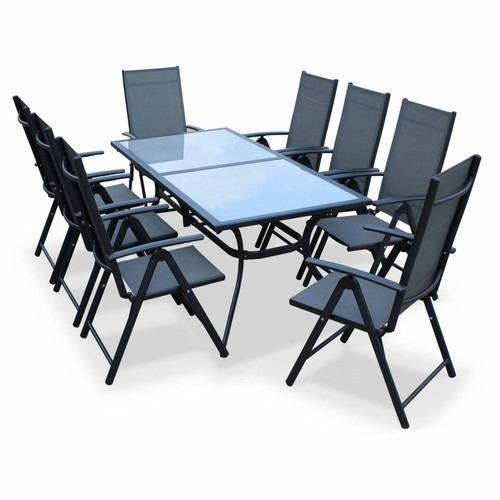 mobilier de jardin aluminium pas cher ou d\'occasion sur Rakuten