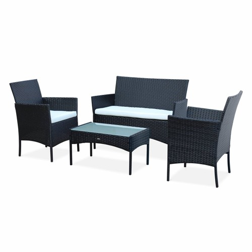 Ensemble table et chaise de jardin table de salon de jardin ...