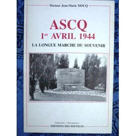 Ascq, 1er avril 1944 : la longue marche du souvenir