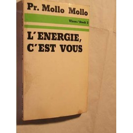 L'energie, C'est Vous de mollo mollo pr.