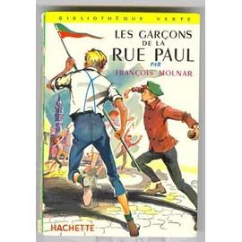 Les livres de la bibliothèque verte . - Page 19 Molnar-Francois-Les-Garcons-De-La-Rue-Paul-Livre-65945330_ML