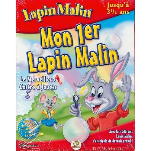 Mon 1er lapin malin et son fabuleux coffre jouets - Lapin malin gratuit ...