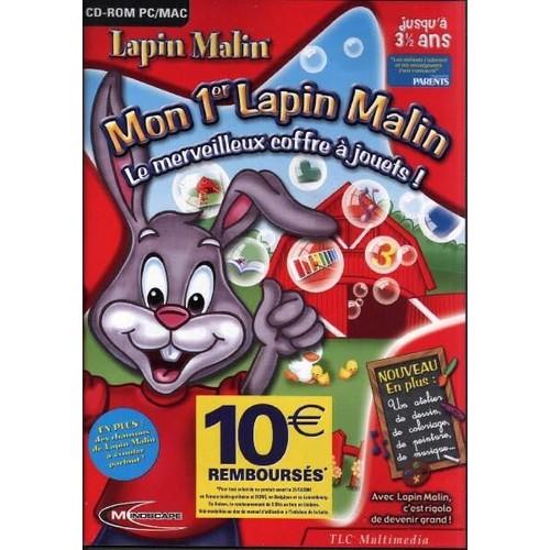 Mon 1er lapin malin achat vente de jeu pc - Lapin malin gratuit ...