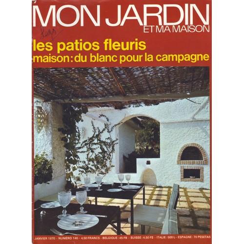 Mon jardin et ma maison janvier 1970 n 140 livre 1038930934 l jpg