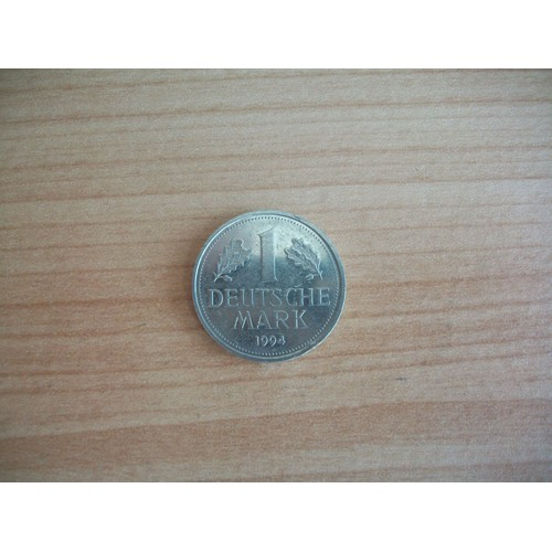Monnaie en Deutsche Mark