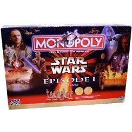 Monopoly - Star Wars Episode I - Edition Exclusive