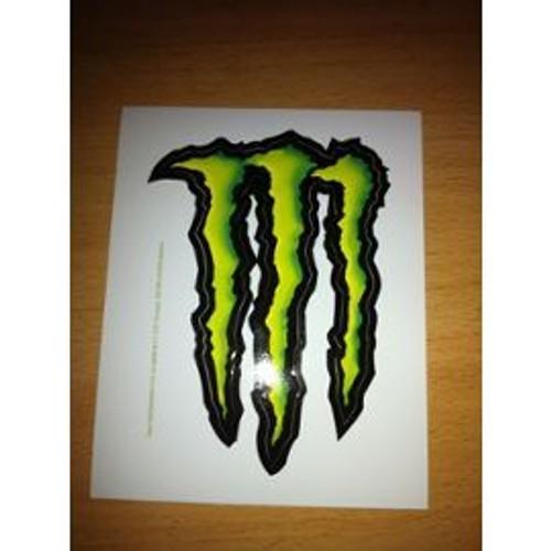 monster energy autocollant
