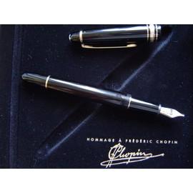 mont blanc stylo plume chopin