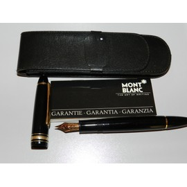 mont blanc meisterstuck 146 stylo plume