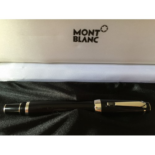stylo mont blanc boheme occasion