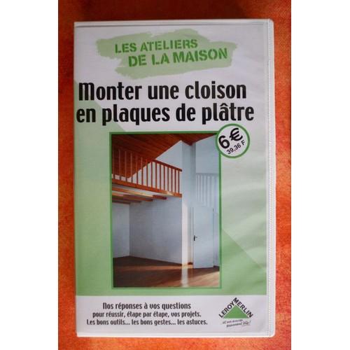 Monter Cloison Pas Cher Ou D Occasion Sur Rakuten