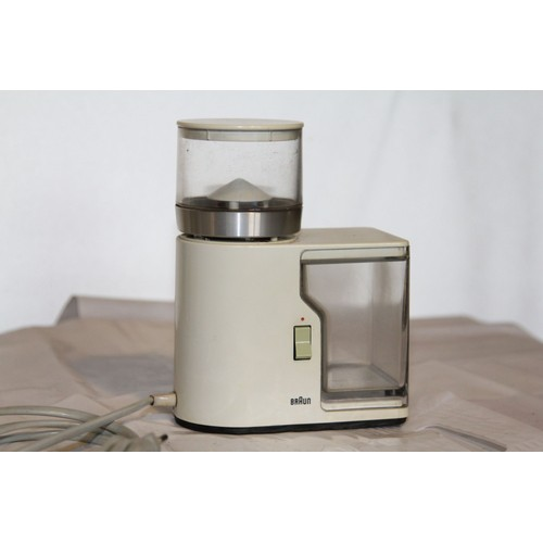 Moulin caf lectrique braun achat vente neuf d 39 occasion priceminister rakuten - Moulin a cafe electrique ...