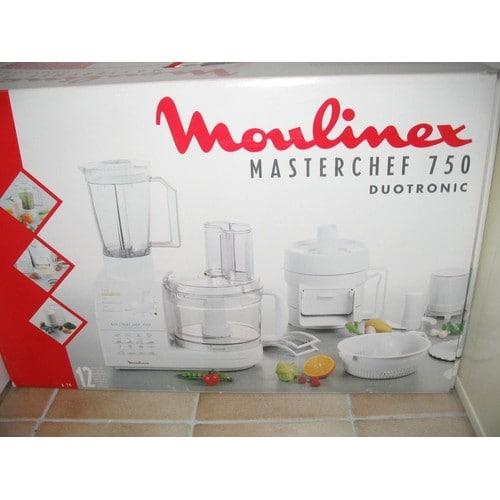 Moulinex masterchef 750 duotronic robot multifonction for Moulinex cuisine companion pas cher